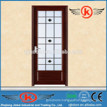 JK-AW9006 waterproof bathroom aluminum door profile/door handle