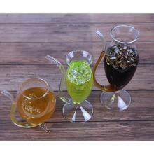 Hotsale Funny Vampire Borosilicate Glass Cup for Champagne/Wine/Juice