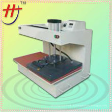 T pnematic double station heat transfer machine