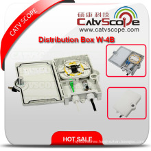 High Quality W-4b Outdoor Fiber Optical Distribution Box/Optic Termiantion Box