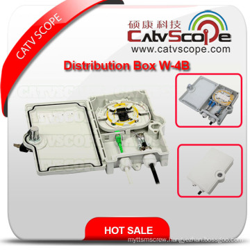 W-4b Outdoor Fiber Optical Distribution Box/Optic Terminal Frame/ODF