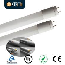 LED que enciende 130lm / W tubo blanco de la iluminación de 1.2m T8 Tube / LED