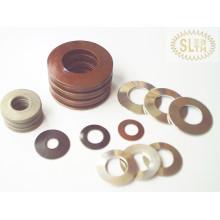 Slth-Ds-002 60si2mn 65mn Resorte de disco para la industria