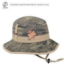 Safari Hat Bucket Hat Fischerhut Jägerhut Safarihut mit Kordelstopperband