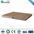 Outdoor Solid WPC Decking Board