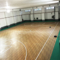 FIBA-geprüfter Basketball-Laminatboden