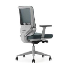 Bürostuhl aus ergonomischem Bürostuhl mit hoher Rückenlehne