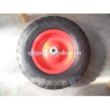 ruedas de goma maciza 4.80 / 4.00-8