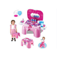 Stool Play Set Toy for Lady Makeup Beauty Dream