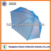 53,5 cm tela camaleón de paño bordado con encaje paraguas
