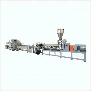 Conical Twin Screw Extruder Plastic PVC Extruder PVC Pipe Machine