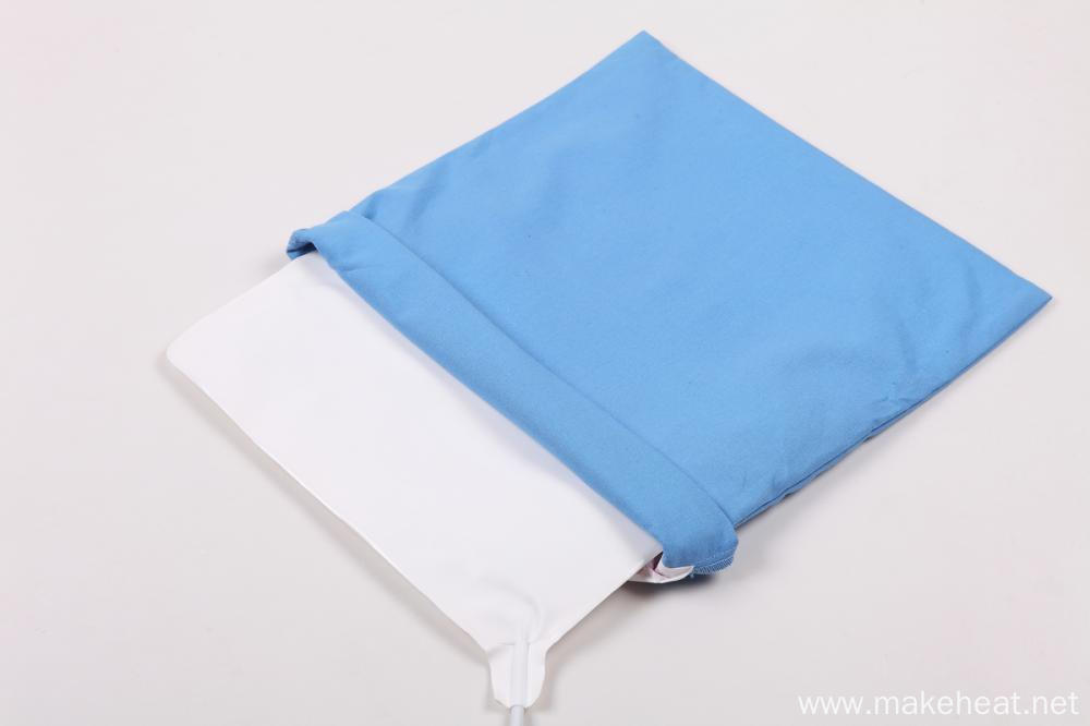 Large PVC Heating Pad For Europe, CE/RoHS Approved, Auto-Off Feature 30X40cm