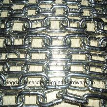 Inglés común tipo corto, medio, largo eslabón de la cadena