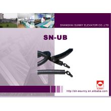 Cadena compensadora de equilibrio de elevador de plástico (SN-UB)