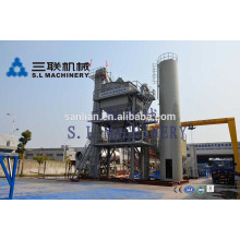 LB1500 hot bitumen mixing plants