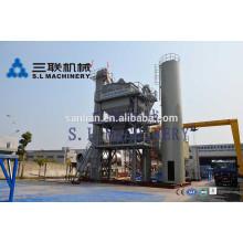 Nova planta de fabricação de plantas de asfalto de design de plantas de mistura na China