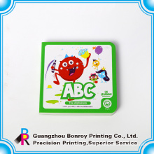 ABC cardboard learning books small books for school