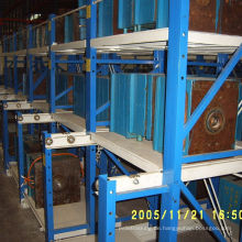 Stahl-Standard-justierbares Form-Racking-System