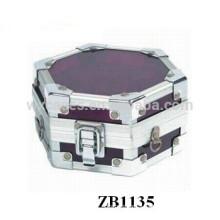 New style aluminum jewellery gift box