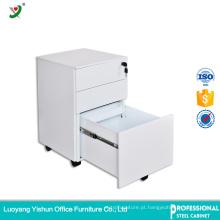 Armário de arquivamento móvel do suporte do armário de armazenamento do arquivo do escritório