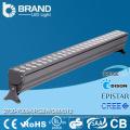 RGB LED Wall Washer Light Waterproof 24V LED Light Barres 72W