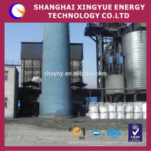 Espiga de milho usada para a extração de metais pesados de águas residuais