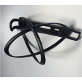 Carbon fiber bicycle bottle cage