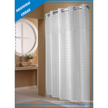 Jacquard Polyester Bath and Shower Curtain