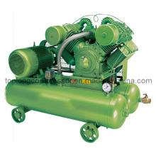 Bomba de compresor de aire para servicio pesado con transmisión por correa de pistón (HD-3.0 / 10)