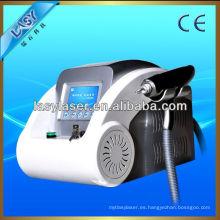 Q cambió la máquina de la belleza del retiro del tatuaje del laser del yag del nd
