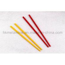27cm coloridos palillos de melamina (CH0010)