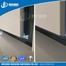 Фабричная поставка Прочный металлический плинтус для защиты стен