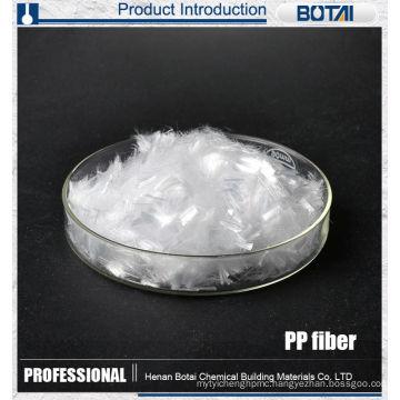 macro pp fiber for concrete polypropylene fiber