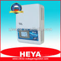 SRWII-12000-L LCD display mounted relay control voltage stabilizer