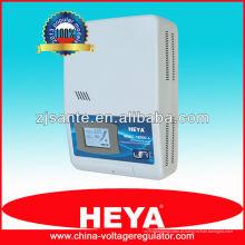 SRWII-12000-L Monitor LCD montado relé estabilizador de tensão de controle