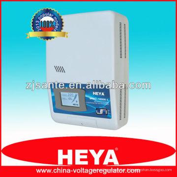 SRWII-12000-L stabilisateur de tension de commande de relais monté sur écran LCD