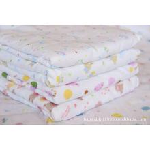 Manta para niños con manto de bebé de algodón de 6 capas con 100X150cmcm