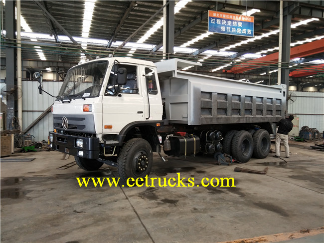 Dongfeng 10 Wheel Dump Trucks