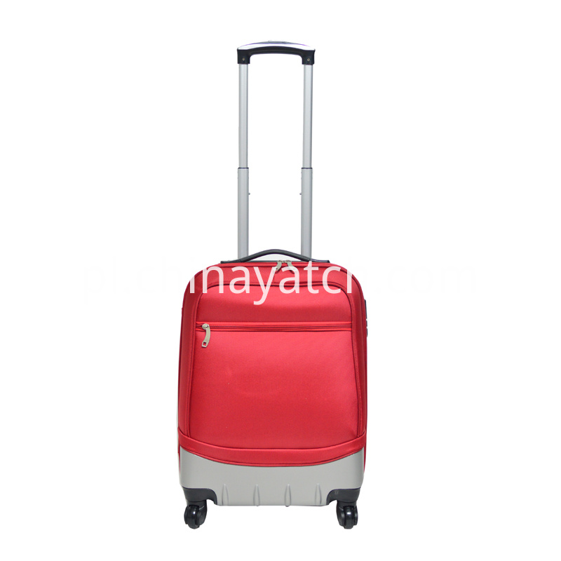 4 Spinner Wheels Luggage Suitcase
