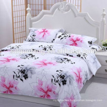 Popular design bedding material Textile 100% cotton printed