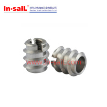 Self-Tapping Thread Insert Nut for Plastic
