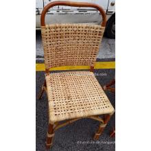 REAL Rattan Outdoor / Gartenmöbel - Stuhl 2