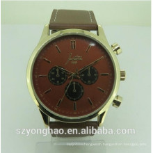 Cheap price waterproof wrist design original oem mens watch of alloy