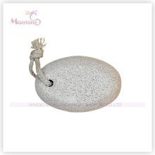 Piedra de piedra pómez del masaje del pie en forma de huevo