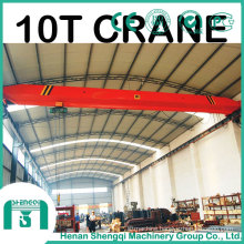 Explosion Proof Electric Single Girder Bridge Crane 10 Ton