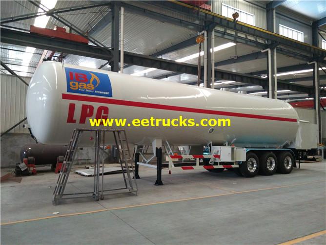 60000 Liters LPG Tank Trailers