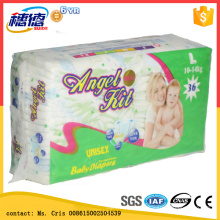 Wholesale Extra Large Size Disposable Dry Surface Baby Diaper Pants