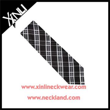 Только сухая чистка 100% ручной работы шелковые ткани галстук плед