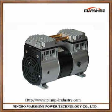 Pompe à vide rotatives horizontales huile gratuit piston électromécanique résistant à l'abrasion