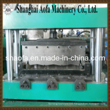 Self-Lock Floor Panel Making Roll Forming Machine (AF-R1025)